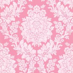 Liza Pink Roselle Damask 344-68712