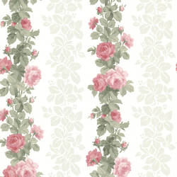 Preshea Pink Rose Stripe 344-68735