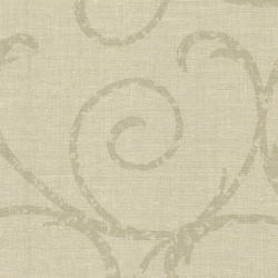 Bates Beige Textured Scroll 2446-83551