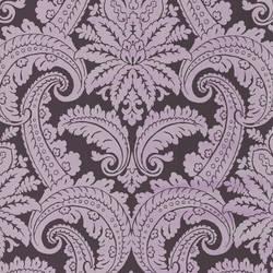 Mauve Foil Damask 310803