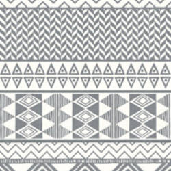 Aztec Stripe Cream Geometric Wall Mural 356206
