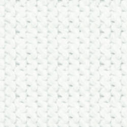 Wooly White Knit Mural 356209