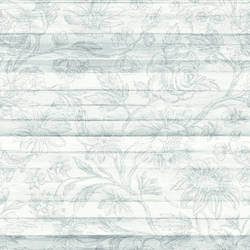 Woodlands Light Grey Floral Board Wall Mural 356211