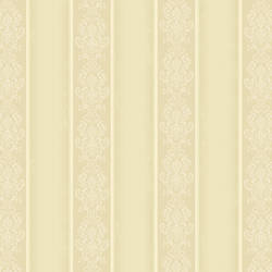 Arabelle Beige Damask Stripe Wallpaper CG113013