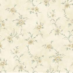 Elizabeth Cream Floral Trail Wallpaper CG11335