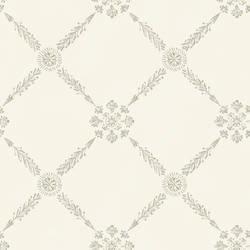 Rebecca Blue Trellis Criss Cross Wallpaper CG113411