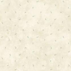 Lafayette Grey Floral Toss Wallpaper CG11373