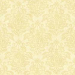Isabelle Sand Floral Damask Wallpaper CG77723