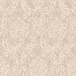Samantha Mauve Damask Wallpaper CG97124