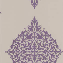 Pastiche Purple Classical Motif DL30622