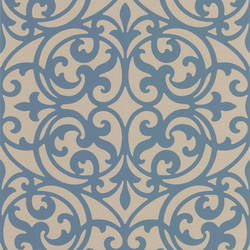Sonata Blue Ironwork DL30626