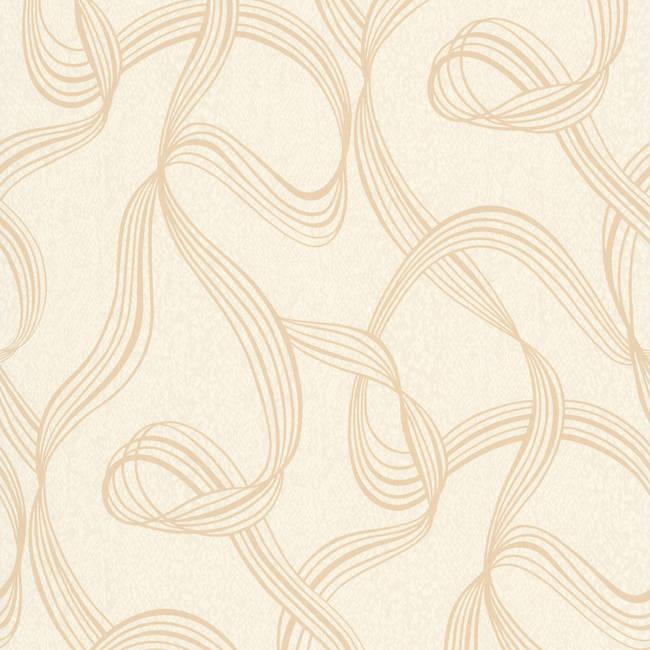 Aria Gold Ribbon Swirl DL30635