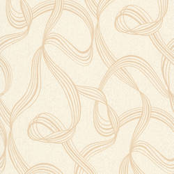 Aria Gold Ribbon Swirl DL30635