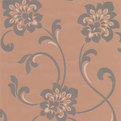 Sharon Copper Jacobean Floral DL30647