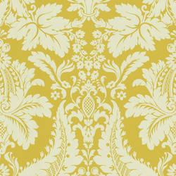 Lopeka Mustard Modern Damask 566-43950