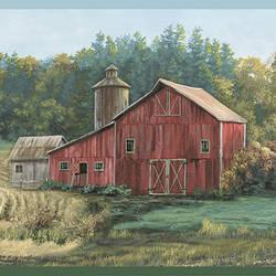 Winder Sage Luther's Farm Border TLL01522B