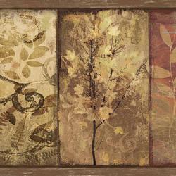 Lillinonah Brown Foliage Border TLL01552B