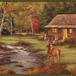Saltonstall Sage Stag Creek Border TLL50051B
