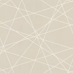 Magritte Beige Criss Cross Geo 2533-20249