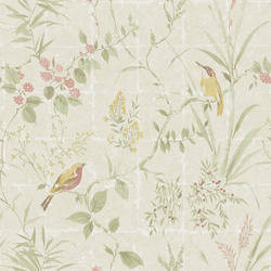 Imperial Cream Garden Chinoiserie 2669-21700
