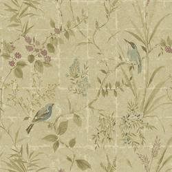 Imperial Neutral Garden Chinoiserie 2669-21702