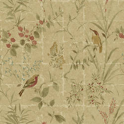 Imperial Green Garden Chinoiserie 2669-21704