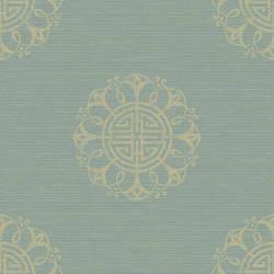 Lien Turquoise Fountain Medallion 2669-21723