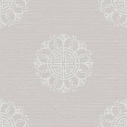 Lien Grey Fountain Medallion 2669-21726