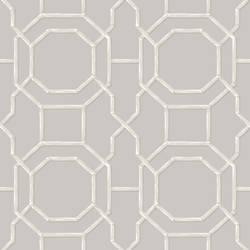 Summer Grey Trellis 2669-21740