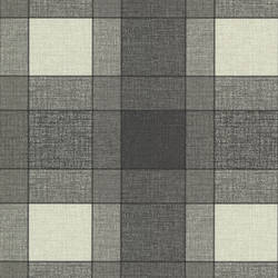 Kieran Black Wool Plaid CCE130033
