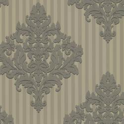 Rowan Pewter Damask Stripe CCE130091