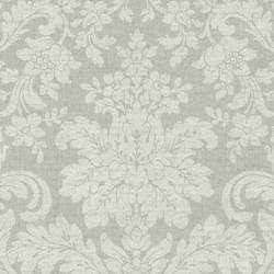 Birgitta Grey Damask CCE130056