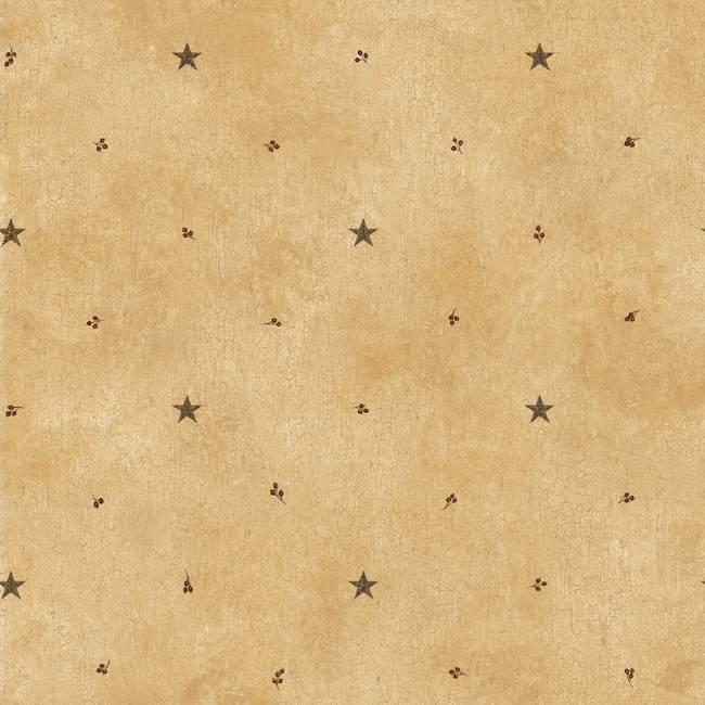 Taupe Barn Star & Sprigs FFR09064