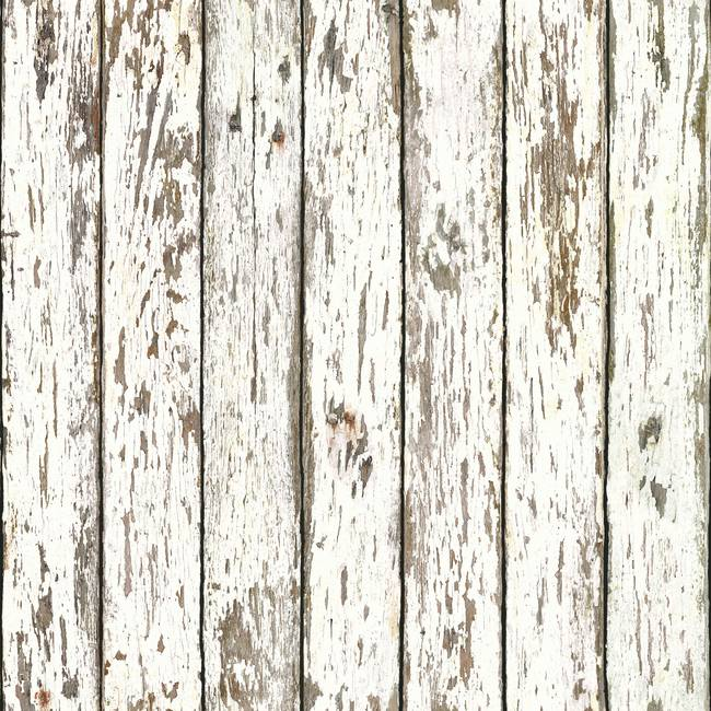 White Weathered Wood FFR13281