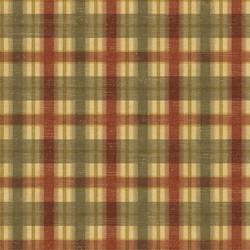Red Wooden Plaid FFR16132