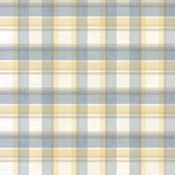 Blue Sunday Plaid FFR21536