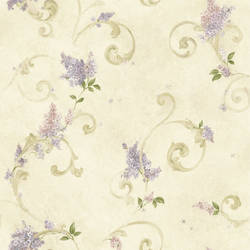 Beige Lilac Acanthus FFR21603