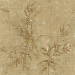 Kazumi Olive Bamboo Texture 436-42703