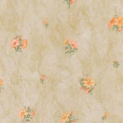 Petunia Peach Marble Floral 436-45103