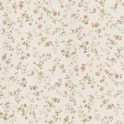 Rachelle Peach Floral Toss 436-49229