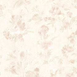 Violetta Peach Satin Floral 436-54513