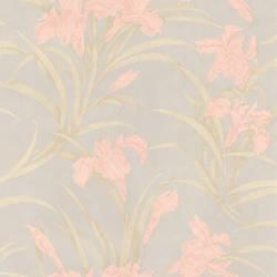Vivianne Peach Iris Floral 436-66602