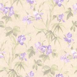 Yvonne Purple Satin Iris 436-66621