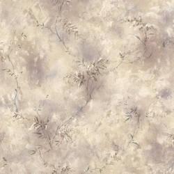 Bertrand Taupe Satin Fern Texture 436-72724