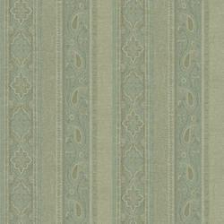 Emerson Aqua Paisley Stripe MAN01653