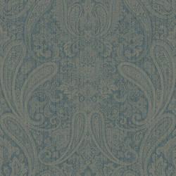 Ludlow Blue Paisley MAN01672