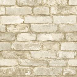 Oxford White Brick Texture MAN20098