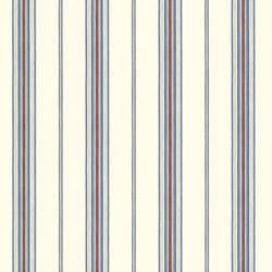 Cooper White Cabin Stripe MAN491010