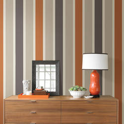 Horizon Orange Stripe 488-31226