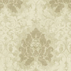 Taupe Haven Damask HAV40724